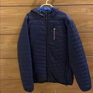 Vineyard vines women's puffy jacket xxs